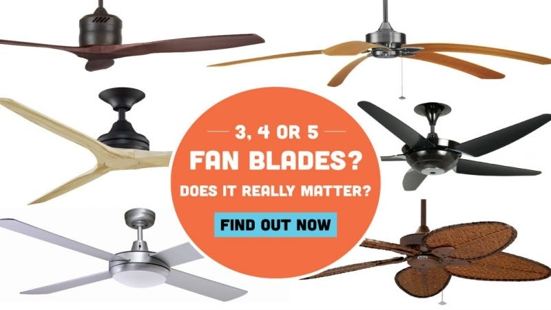ceiling fan hat. Ceiling Fan Blades: 3, 4, Or 5 - Does It Really Matter For The Average Buyers? Hat
